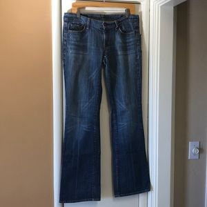 EUC Citizens of Humanity Bootcut Jeans